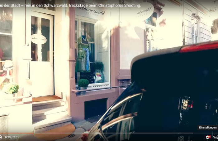 Porsche Video